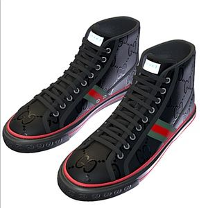 MEN'S GUCCI OFF THE GRID HIGH TO SNEAKERS.